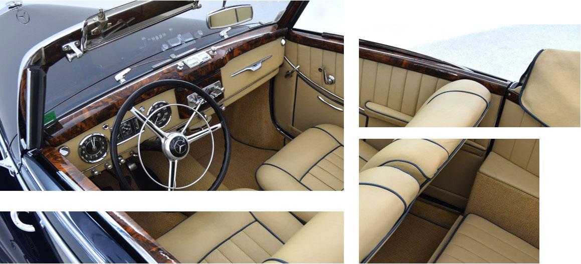 Carola Daimler Cars | Mercedes-Benz 220 A Cabrio