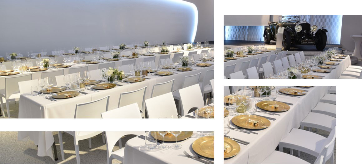 Carola Daimler Cars | Eventlocation Stuttgart