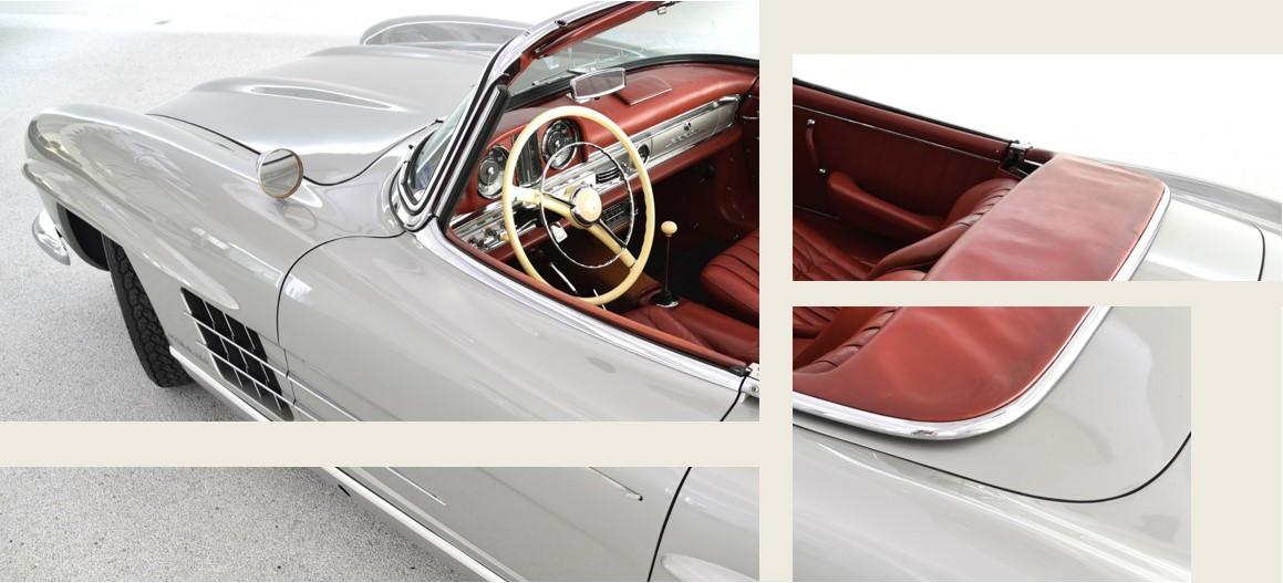 Carola Daimler Cars | Mercedes-Benz 300 SL Roadster